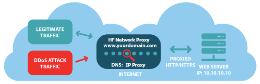Voxility VPS - DDoS Protections