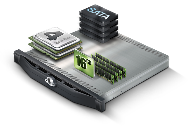 server 16GB RAM for only $15