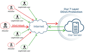 Wordpress DDoS Protection